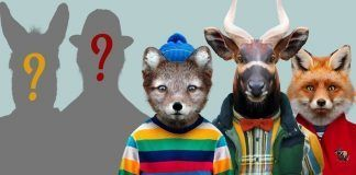 What animal are you? The Zoo Portraits personality test