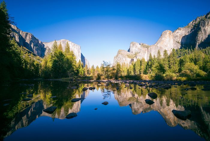 Typical view of the Yosemite National Park. By Daniel Vine Photography | Shutterstock.com